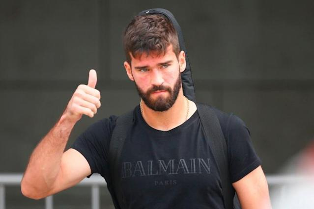 Alisson to Liverpool transfer done subject to medical as Chelsea miss out on AS Roma goalkeeper