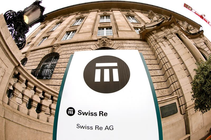 Britain's Phoenix to buy Swiss Re's ReAssure business for $4.1 billion