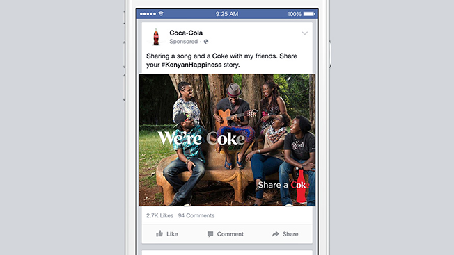 facebook coke kenya