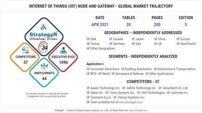 Global Market for Internet of Things (IoT) Node and Gateway
