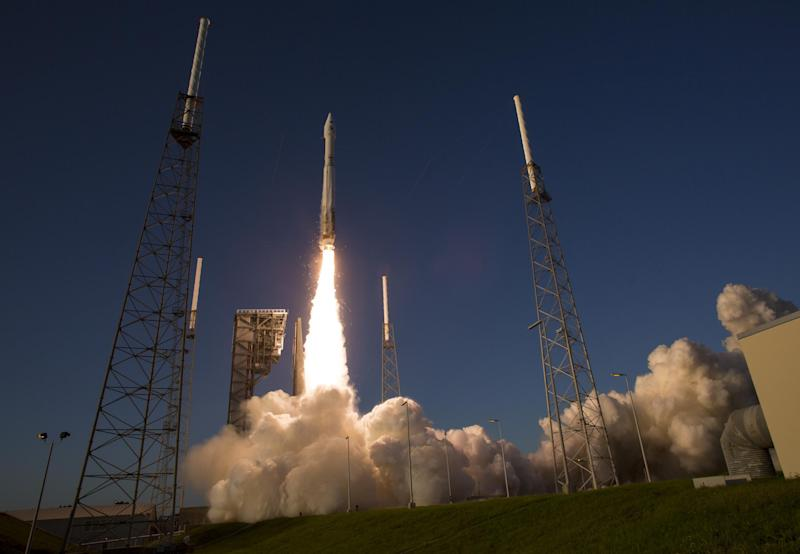 NASA launches its rocket heading to asteroid Bennu, to gather information about the origins of the solar system.
