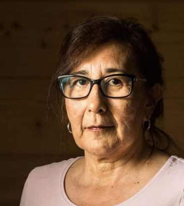 Evelyn Korkmaz is a survivor of St. Anne's Indian Residential School. She attended the school between 1969 and 1972.   (Submitted by Evelyn Korkmaz - image credit)