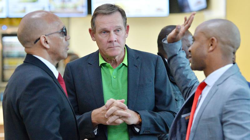 Safa CEO Motlanthe working on finding Tovey's successor