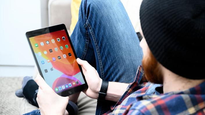 The Apple iPad is our favorite tablet on the market.