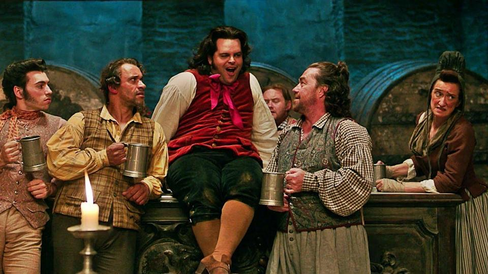 Josh Gad as Le Fou in 'Beauty and the Beast' (credit: Disney)