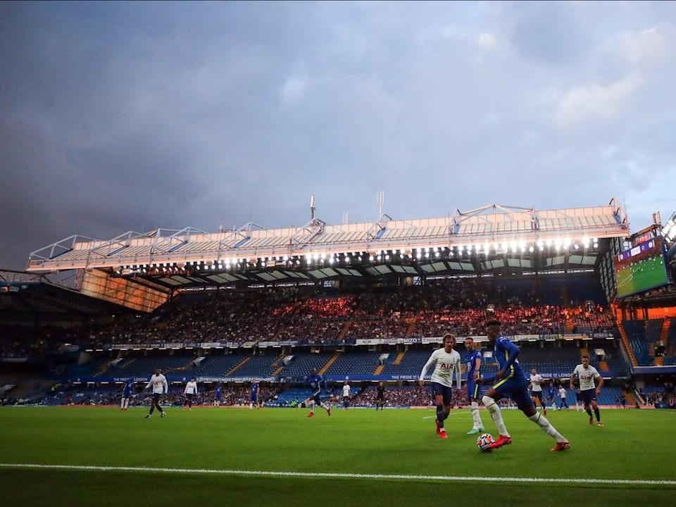 Tottenham's upcoming Premier League clash with Chelsea will be carbon-neutral, organisers say (Catherine Ivill/Getty Images)