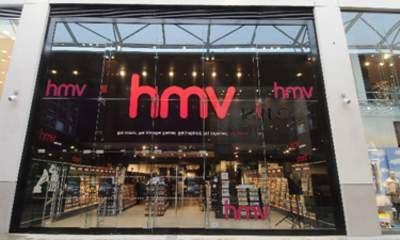 HMV Blames Weak Releases For Sales Slump