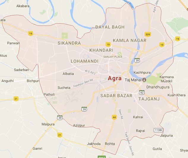 BJP MLA leads rampage on police in Agra, a day after new UP DGP Sulkhan Singh promises action against goondaism