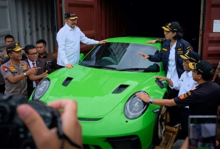 The smuggling of luxury items such as high-end cars costs Indonesia billions of dollars in lost tax revenue each year