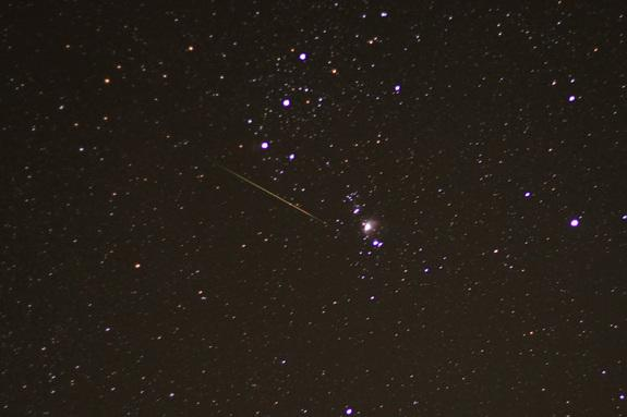 Orionid Meteor Shower Peaks Tonight: How to Watch Online