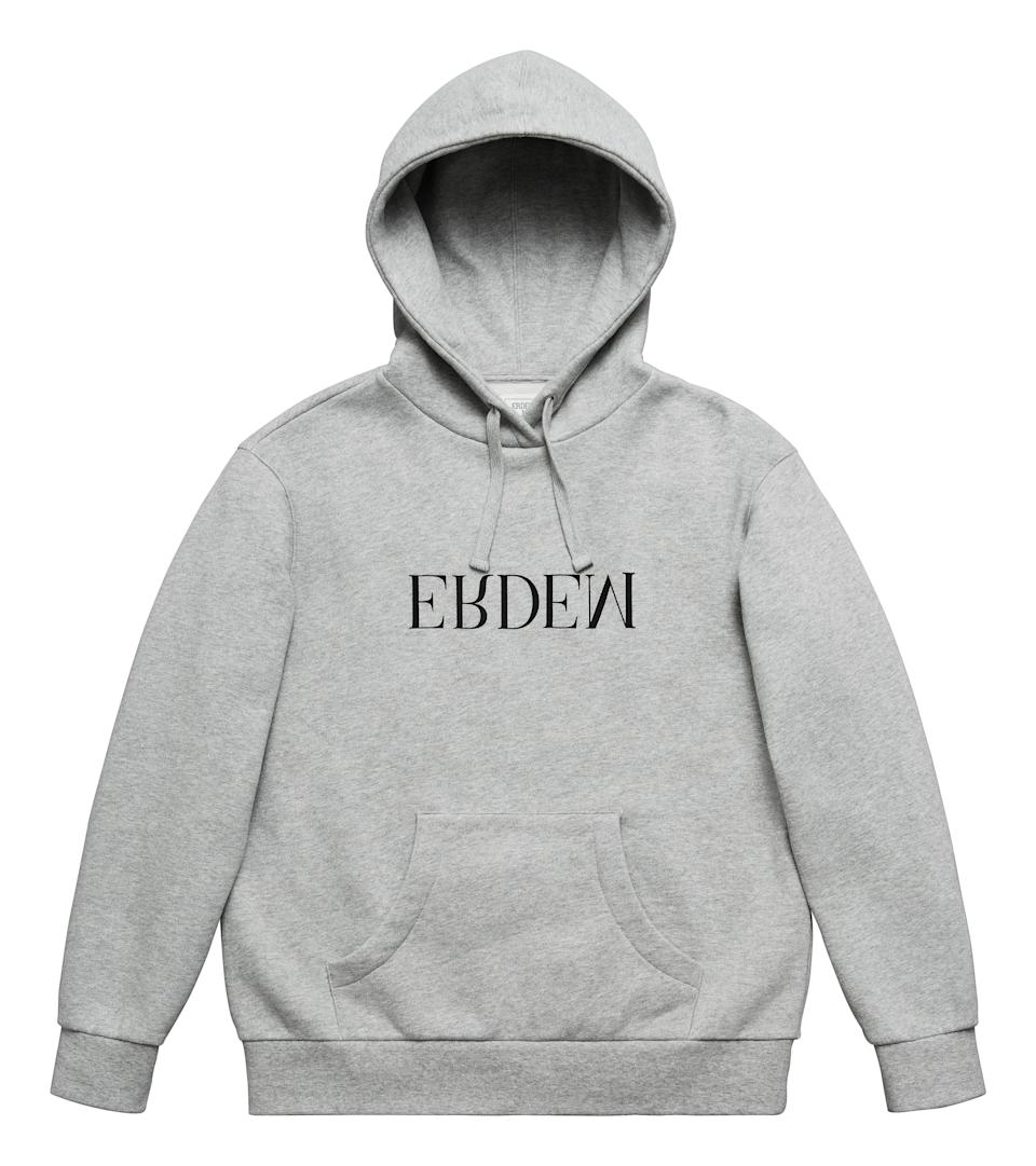 """<p>What happens when you team a slogan with a hoodie? You tackle two trends in one fell swoop. We cannot wait to get our hands on this grey pull-over. Team with jeans and Stan Smiths for a casual weekend look. <em><a rel=""""nofollow noopener"""" href=""""http://www2.hm.com/en_gb/index.html"""" target=""""_blank"""" data-ylk=""""slk:H&M"""" class=""""link rapid-noclick-resp"""">H&M</a>, £49.99</em> </p>"""