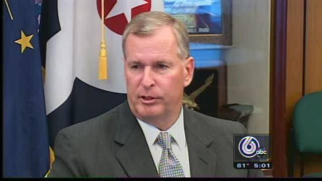 Ballard: Sweeping Budget Cuts 'Coming For A Long Time'