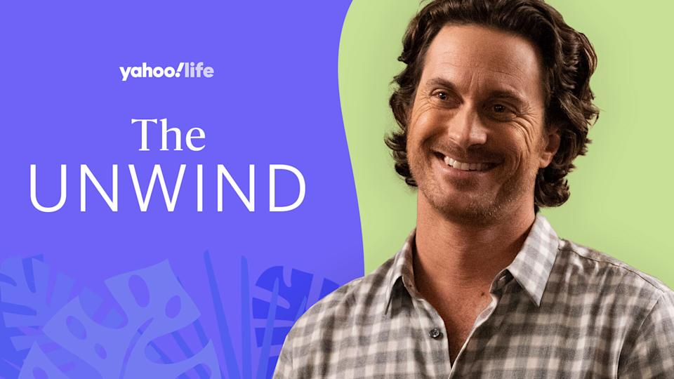 Oliver Hudson opens up about anxiety, fitness and fame. (Photo: Getty; designed by Quinn Lemmers)