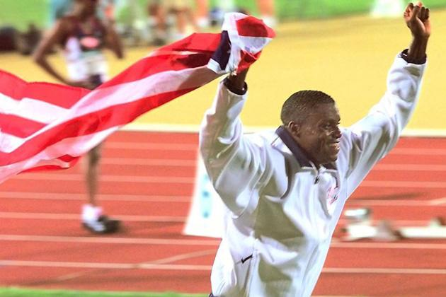 "Carl Lewis, Olympic athlete  The track and field star, who has won nine Olympic gold medals, learned about speed from McDonald's, where he worked when he was 16. In a 1996 commercial for the chain, Lewis said his job was his ""first race around the clock."""