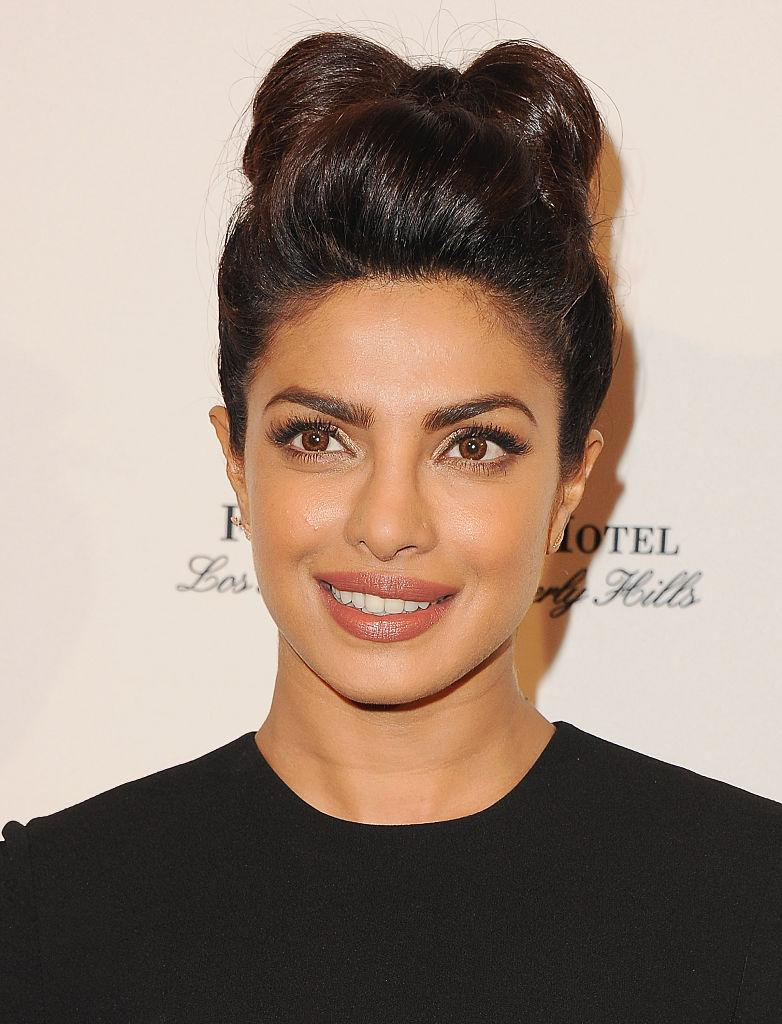 Priyanka Chopra Celebrity Hairstyles