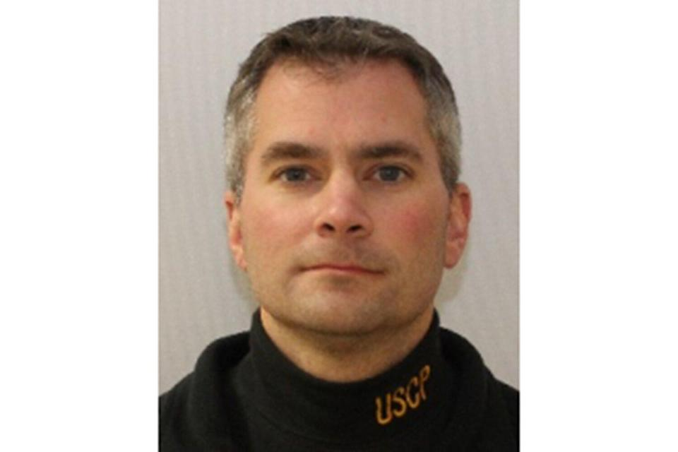 United States Capitol Police Officer Brian D. Sicknick