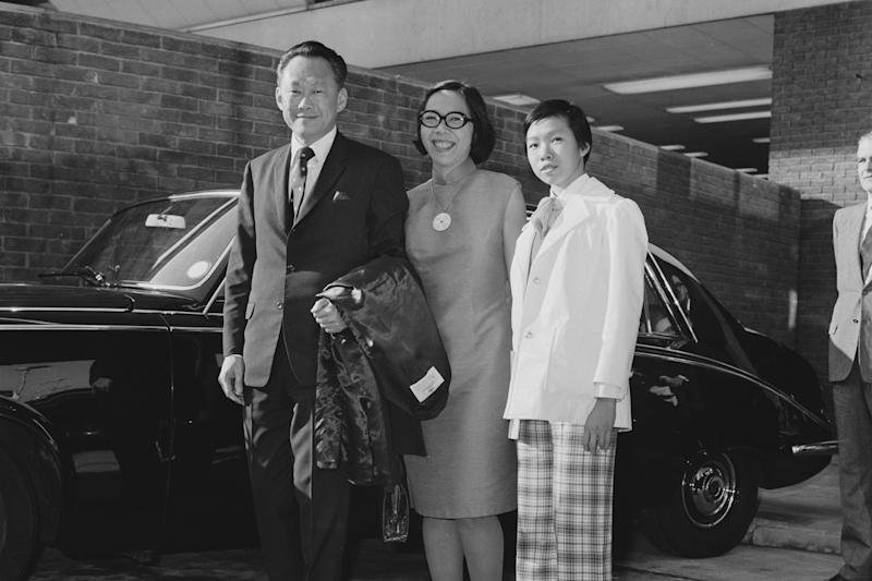Goh also asserted in the book that it was he, and not Lee Kuan Yew, who recruited the current Prime Minister into politics.