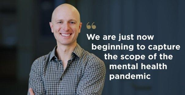 Jon Pearce, CEO of Zipnosis, helms one of the leading telehealth platforms that health systems are leaning on to meet the demand for mental health services stemming from the pandemic. Photo courtesy of Zipnosis