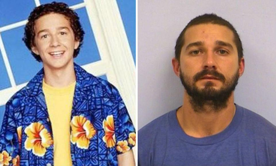<p>Shia LaBeouf was once the world's favourite, annoying little brother in the Disney Channel series <em>Even Stevens</em> but the older he became the more volatile he got. The actor has been arrested on several occasions, been filmed using racist slurs, turned up to Cannes wearing a paper bag on his head and was accused of plagiarism.<br>Now though he seems to have his life back on track, earning praise for his role in <em>American Honey</em>, and is working on a biopic of his life where he'll play his own father and Lucas Hedges will play him. </p>