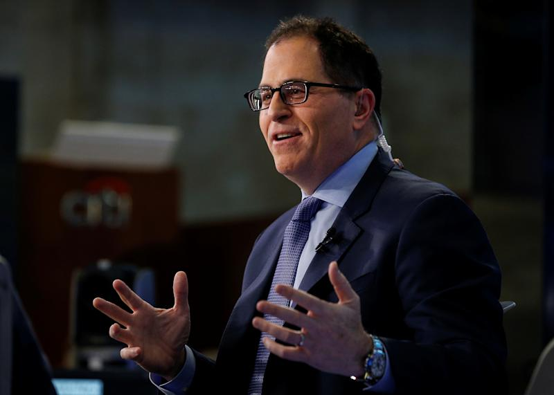 Michael Dell. Foto: REUTERS/Brendan McDermid