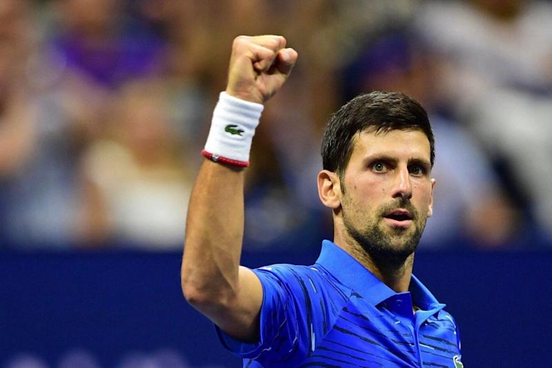 'Not Easy' During US Open, But Novak Djokovic Moving Forward With Players Body