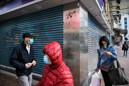 The Hong Kong town of Sheung Shui is a huge draw for mainland Chinese shoppers