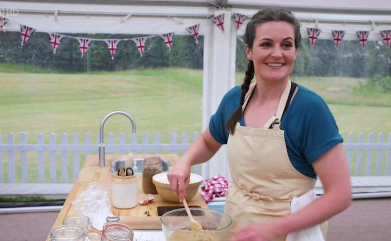 Ex-Army officer wins Great British Bake Off after spoiler