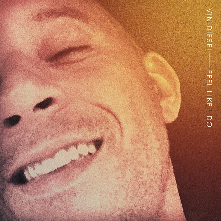 """Vin Diesel has recorded the upbeat dance tune """"Feel Like I Do"""" now out."""