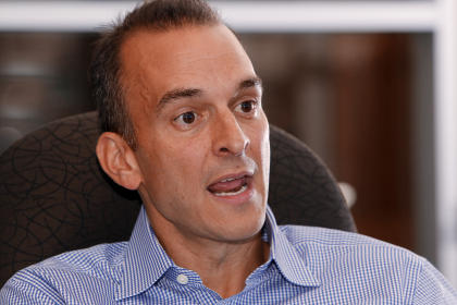 Travis Tygart, the CEO of the U.S. Anti-Doping Agency. (AP Photo/Ed Andrieski)