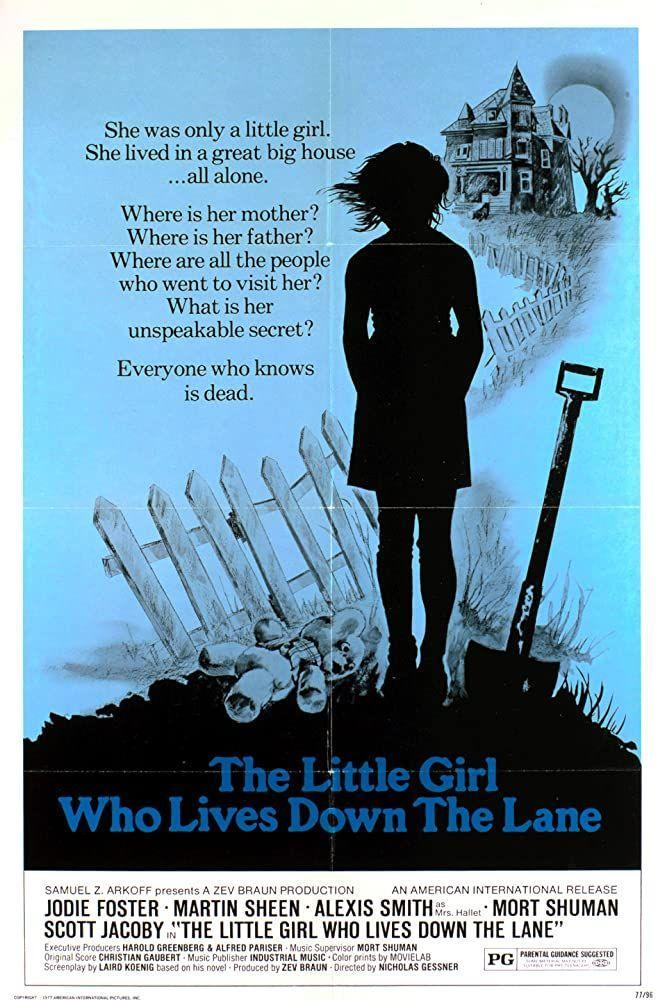 """<p>After turning 13 on Halloween, Rynn Jacobs must protect a family secret. </p><p><a class=""""link rapid-noclick-resp"""" href=""""https://www.amazon.com/Little-Girl-Lives-Down-Lane/dp/B01DEG0A4W/ref=sr_1_1?dchild=1&keywords=The+Little+Girl+Who+Lives+Down+the+Lane&qid=1593549068&s=instant-video&sr=1-1&tag=syn-yahoo-20&ascsubtag=%5Bartid%7C2139.g.32998129%5Bsrc%7Cyahoo-us"""" rel=""""nofollow noopener"""" target=""""_blank"""" data-ylk=""""slk:WATCH HERE"""">WATCH HERE</a></p>"""