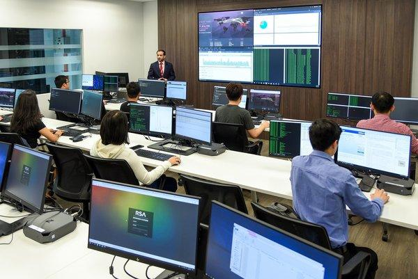 Security Operations Center Lab (SOC) - Sunway University's first CyberSecurity Intelligence Labs (CSI)