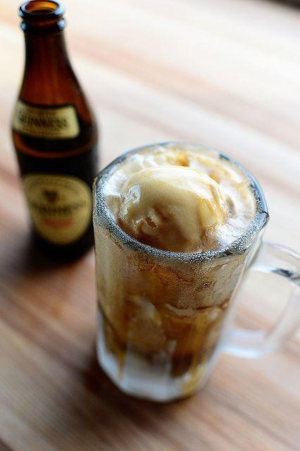 """<p>For a spiked treat, try this super easy Guinness float, perfect for the day. Make it with chocolate or coffee ice cream for extra flavor!</p><p><strong><a href=""""https://www.thepioneerwoman.com/food-cooking/recipes/a12008/guinness-float-in-june/"""" rel=""""nofollow noopener"""" target=""""_blank"""" data-ylk=""""slk:Get the recipe."""" class=""""link rapid-noclick-resp"""">Get the recipe.</a></strong></p><p><strong><a class=""""link rapid-noclick-resp"""" href=""""https://go.redirectingat.com?id=74968X1596630&url=https%3A%2F%2Fwww.walmart.com%2Fbrowse%2Fhome%2Fbeer-mugs%2F4044_623679_639999_6972768_9793318&sref=https%3A%2F%2Fwww.thepioneerwoman.com%2Ffood-cooking%2Fmeals-menus%2Fg35269814%2Fst-patricks-day-desserts%2F"""" rel=""""nofollow noopener"""" target=""""_blank"""" data-ylk=""""slk:SHOP STEINS"""">SHOP STEINS</a><br></strong></p>"""