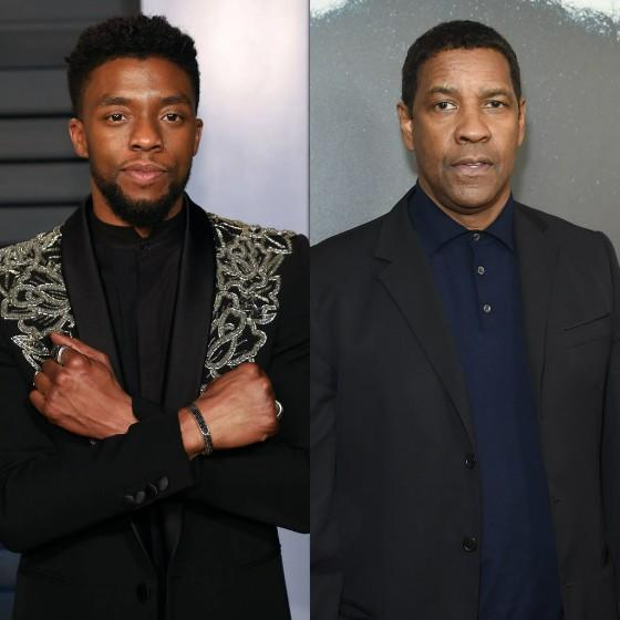 Chadwick Boseman Reveals Denzel Washington Paid For College Acting Classes