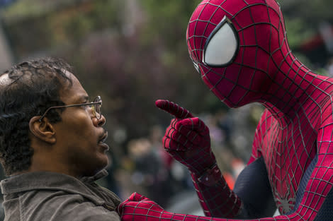 Why The Amazing Spider-Man 2 trailer has us worried