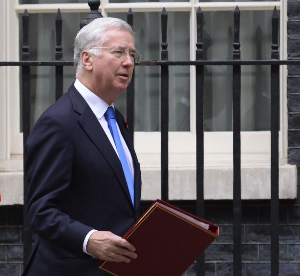 <em>Allegations – Sir Michael resigned, admitting his behaviour had 'fallen below the high standards required' of his role (Picture: PA)</em>