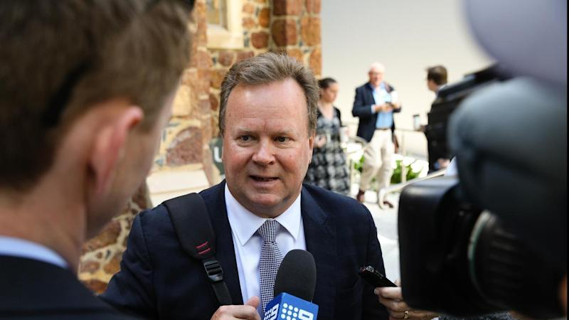 ARU boss Bill Pulver was taken to task at a senate hearing over Super Rugby funding disparities.