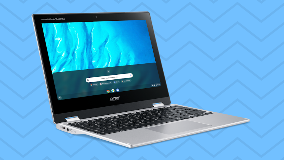 It's a laptop! It's a tablet! Whatever; right now, it's a steal. (Photo: Walmart)
