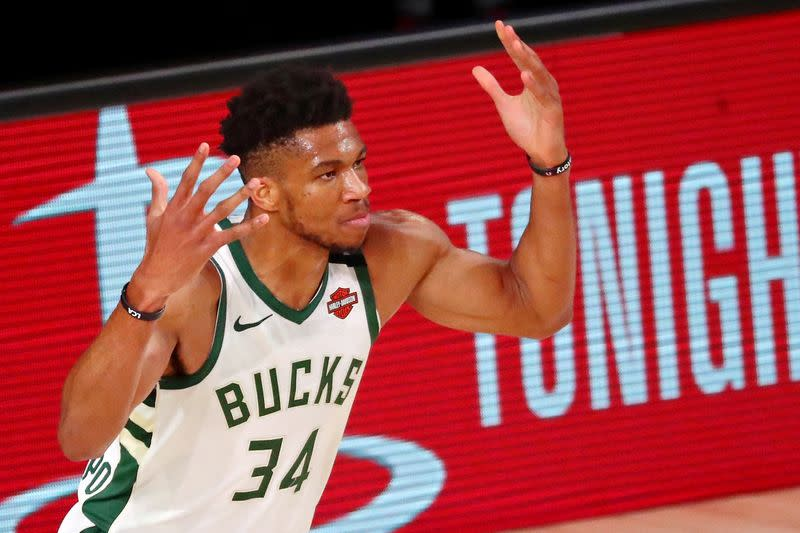 Giannis Antetokounmpo Signs Biggest Contract in NBA History, Five-year, 8M Extension with Milwaukee Bucks