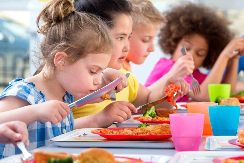 <p>Means testing for free school meals is designed to prevent people accessing support</p> (Getty Images)