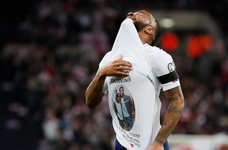 Angleterre : Kane Dithyrambique sur Sterling