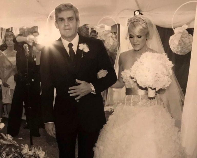 Carrie Underwood and More Stars Who Posted Heartwarming Wedding ...