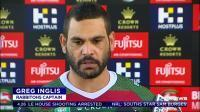 Greg Inglis has revealed he wanted to quit league as he struggled through tough times.