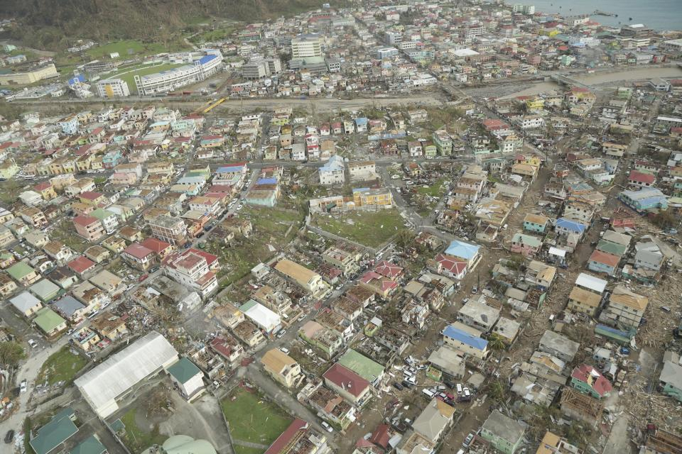 2560px-Aerial view of part of Roseau, the capital city of Dominica