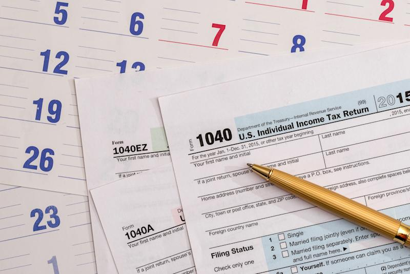 The Tax Deadline Is Coming Up In October