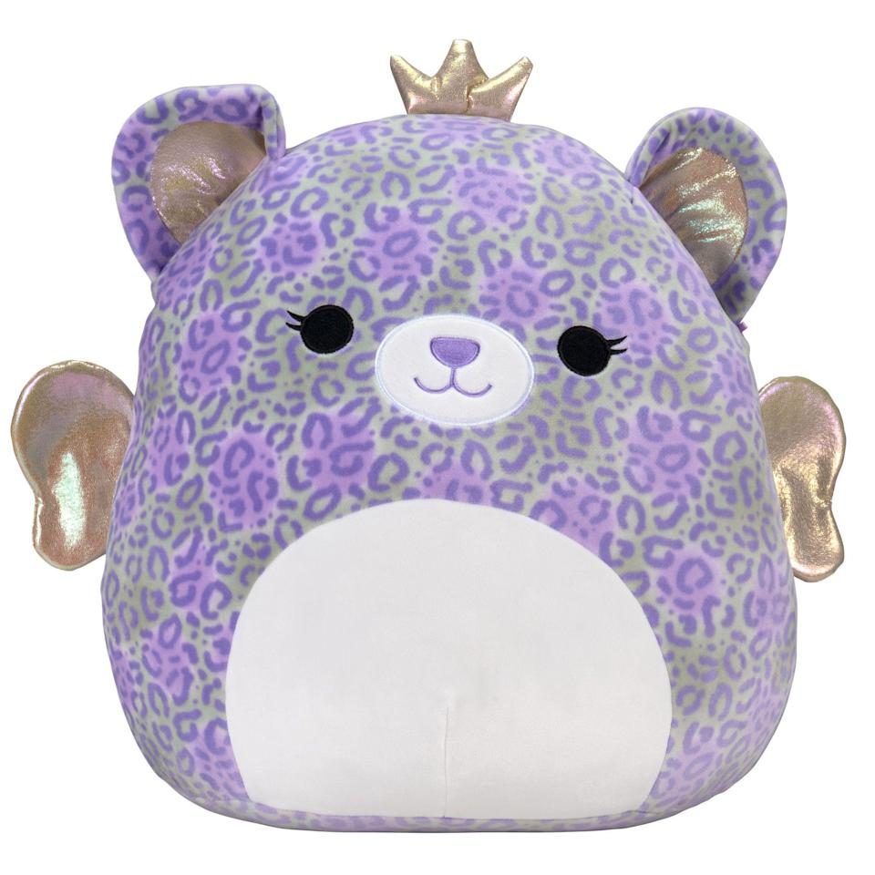 """<p><strong>Squishmallows</strong></p><p>walmart.com</p><p><strong>$19.88</strong></p><p><a href=""""https://go.redirectingat.com?id=74968X1596630&url=https%3A%2F%2Fwww.walmart.com%2Fip%2F292892039&sref=https%3A%2F%2Fwww.bestproducts.com%2Flifestyle%2Fg376%2Ftop-christmas-gift-ideas%2F"""" rel=""""nofollow noopener"""" target=""""_blank"""" data-ylk=""""slk:Shop Now"""" class=""""link rapid-noclick-resp"""">Shop Now</a></p><p>Imagine the smile that will appear on any child's face when they pull out this soft surprise. Squishmallows, named after their spongy, squishy feel, are perfectly huggable and cute. Not only are these animals perfect bed buddies, but they can serve as a pillow when your little ones get tired. </p>"""