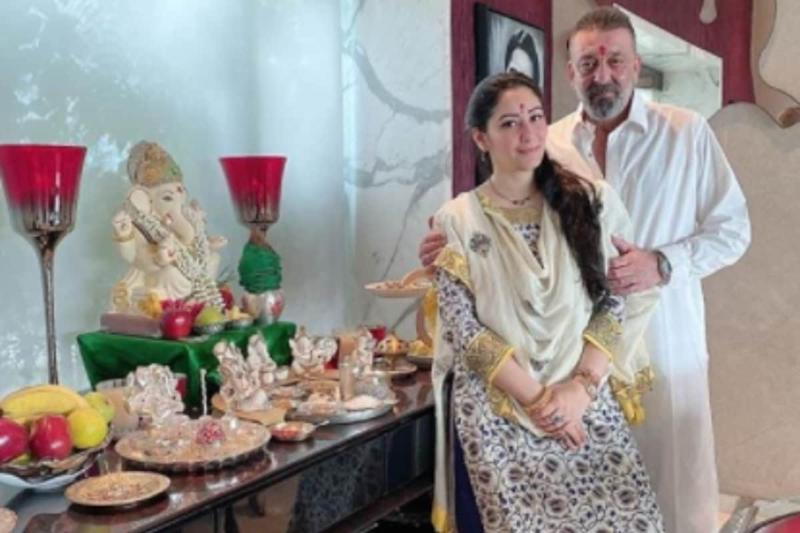 Ganesh Chaturthi 2020: Celebrations Aren't As Huge As They Used to Be, Says Sanjay Dutt in New Post
