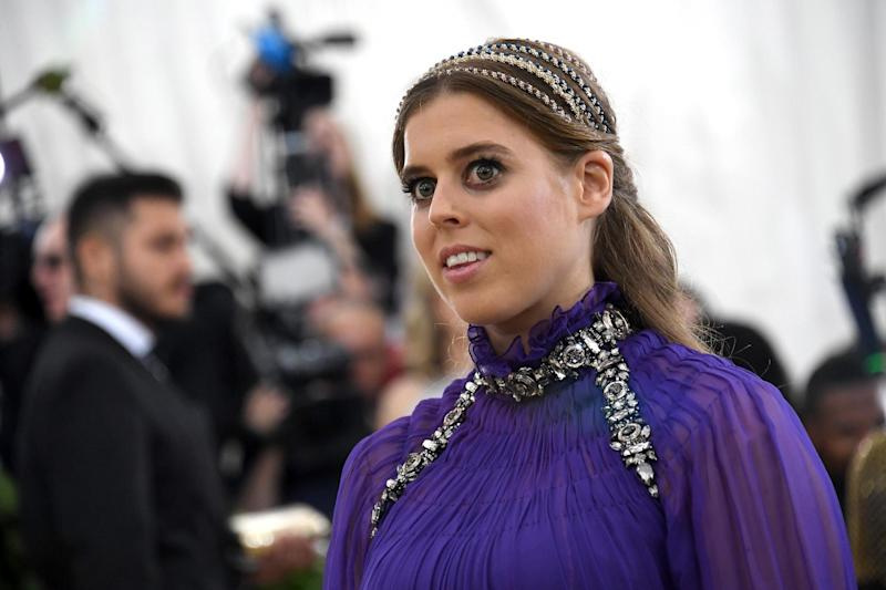 Princess Beatrice (Getty Images)