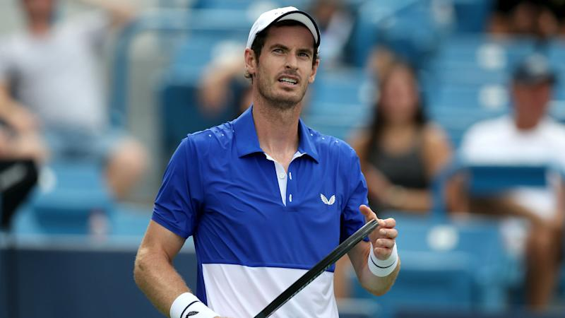 Murray bows out, Lee makes history at Winston-Salem Open
