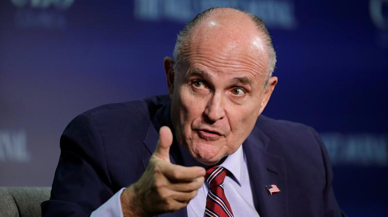 Twitter Users Crack Up At Rudy Giuliani's Reaction To Manafort, Cohen Verdicts