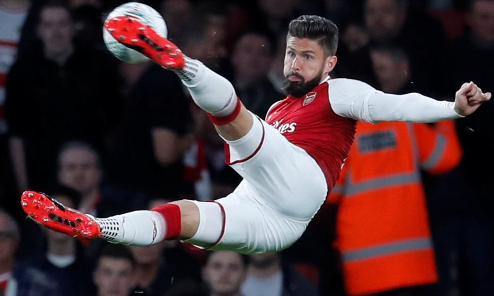 Football transfer rumours: Everton to splash out £65m on Giroud and King?